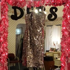 Prom gown
